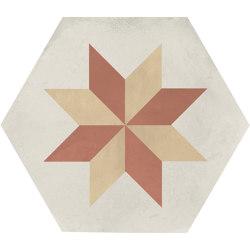 Terra.Art | Stella T/C Esa | Ceramic tiles | Marca Corona