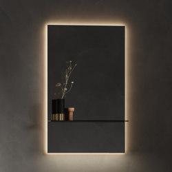 Grate Collection - Set 3 | Bath mirrors | Inbani