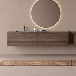 Grate Collection - Set 6 | Vanity units | Inbani