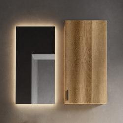 Grate Collection - Set 8 | Bath mirrors | Inbani