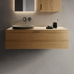 Grate Collection - Set 8 | Vanity units | Inbani