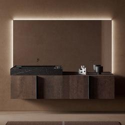 Paral Collection - Set 2 | Vanity units | Inbani