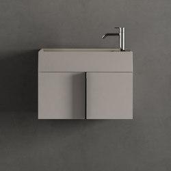 Paral Collection - Set 5 | Vanity units | Inbani