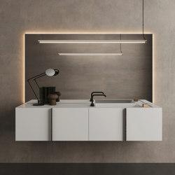Paral Collection - Set 8 | Vanity units | Inbani