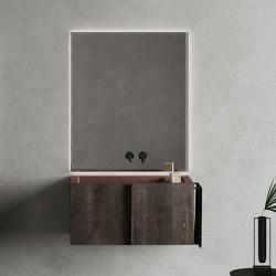 Paral Collection - Set 9 | Vanity units | Inbani