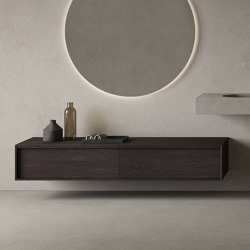 Strato Collection - Set 3 | Bath side boards | Inbani