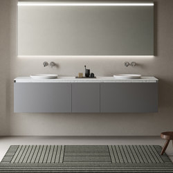Strato Collection - Set 4 | Vanity units | Inbani