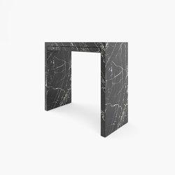 CONSOLE – FS 28 Portoro Gold Marble, Black-Gold | Console tables | RECHTECK FELIX SCHWAKE