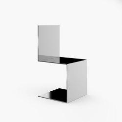 FREISCHWINGER-STUHL – FS 423 Chrome   Stühle   RECHTECK FELIX SCHWAKE