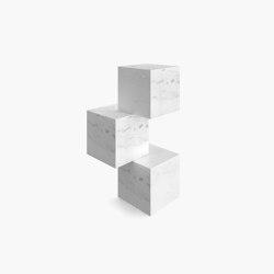 CONSOLE – FS 123-1  Calacatta Marble, White | Mesas consola | RECHTECK FELIX SCHWAKE