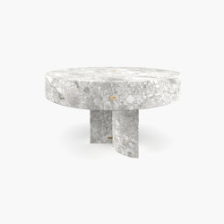 SIDE TABLE – FS 127 Ceppo Di Gre Marble, Grey | Tables d'appoint | RECHTECK FELIX SCHWAKE