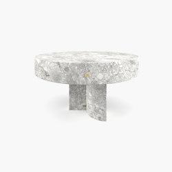 SIDE TABLE – FS 127 Ceppo Di Gre Marble, Grey | Mesas auxiliares | RECHTECK FELIX SCHWAKE
