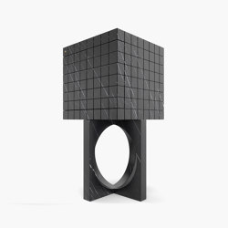 CABINET – FS 146-B  Nero Marquina Marble, Black | Cabinets | RECHTECK FELIX SCHWAKE