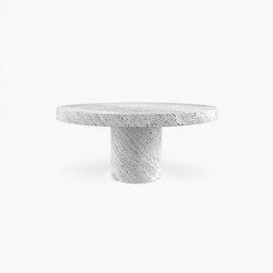 DINING TABLE – FS 194-B  Travertine | Dining tables | RECHTECK FELIX SCHWAKE
