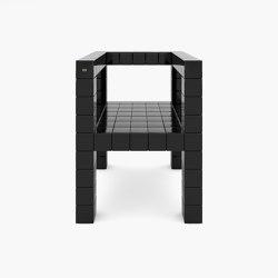 ARM CHAIR – FS 437 Black Lacquer | Chairs | RECHTECK FELIX SCHWAKE