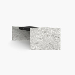 DESK – FS 438 Ceppo Di Gre Marble, Grey   Desks   RECHTECK FELIX SCHWAKE