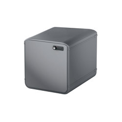 Move it Office Box L, mobile storage solution | Storage boxes | Sigel