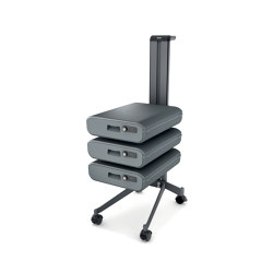 """Set II """"Workplace"""" Office Caddy, one-sided, incl. boxes, 1 set 