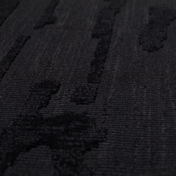 Atlantis - Black | Rugs | Bomat