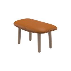 Fusion Footstool | Poufs | BoConcept