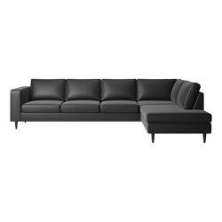 Indivi Sofa with lounging unit | Sofas | BoConcept