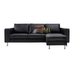 Indivi Sofa with resting unit | Sofas | BoConcept