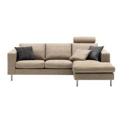 Indivi Sofa with resting unit | Divani | BoConcept