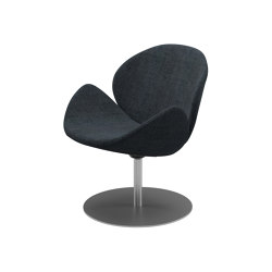 Ogi Chair with swivel function   Round base   Stühle   BoConcept
