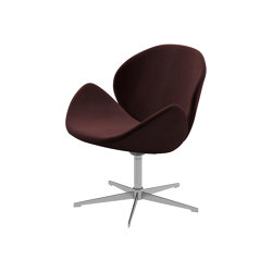 Ogi Chair with swivel function | Star base | Chairs | BoConcept