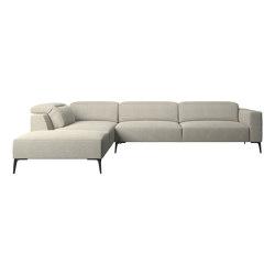 Zürich Corner Sofa with lounging unit | Divani | BoConcept