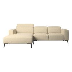 Zürich Sofa with resting unit   Sofas   BoConcept