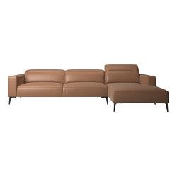 Zürich Sofa with resting unit | Sofas | BoConcept