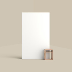 Cube – Whiteboard Stand and Stool | Privacy screen | Studiotools