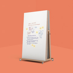 Trolley – Transportable Whiteboard Storage | Trolleys | Studiotools