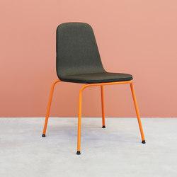 Siren chair S02 4-leg frame | Chairs | Bogaerts Label