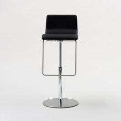 Bar Stools Height Adjustable High Quality Designer Bar Stools Architonic