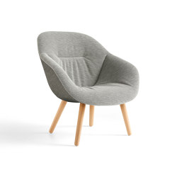 About A Lounge Chair AAL 82 Soft Duo | Sillones | HAY