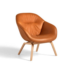 About A Lounge Chair AAL 83 Soft | Sillones | HAY