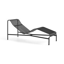 Palissade Chaise Longue | Sun loungers | HAY