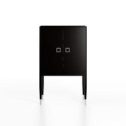 Relief | Bar - Black gloss | Sideboards | ITALIANELEMENTS