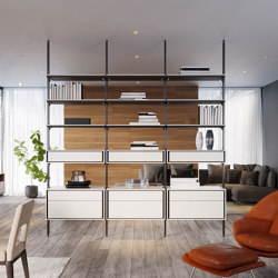 Mode | Library systems - Day Systems | Shelving | ITALIANELEMENTS