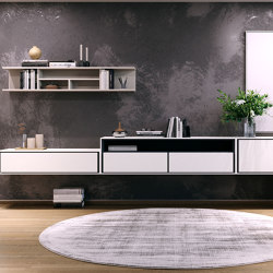 Mode | Wall units - Day Systems | Conjuntos de salón | ITALIANELEMENTS