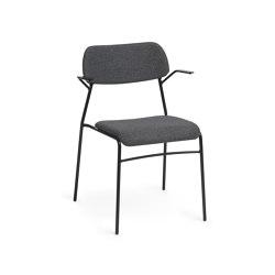 Lean4 armchair | Chairs | David design