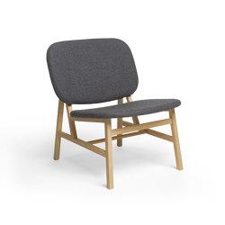 Oto Lounge | Sessel | David design