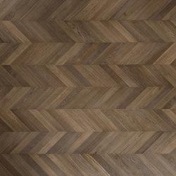 Chevron 45° floor | Ca' Corner | Wood flooring | Foglie d'Oro