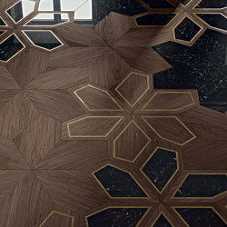 Design Panels | Azalea Ca' Bollani | Wood flooring | Foglie d'Oro