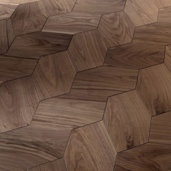 Design Panels | Ombre Ca' Bollani | Wood flooring | Foglie d'Oro