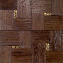Design Panels | Segreti | Wood flooring | Foglie d'Oro