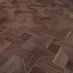 Design Panels | Tricot Ca' Bollani | Wood flooring | Foglie d'Oro