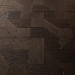 Design Panels | Tricot Ca' Melli | Wood flooring | Foglie d'Oro